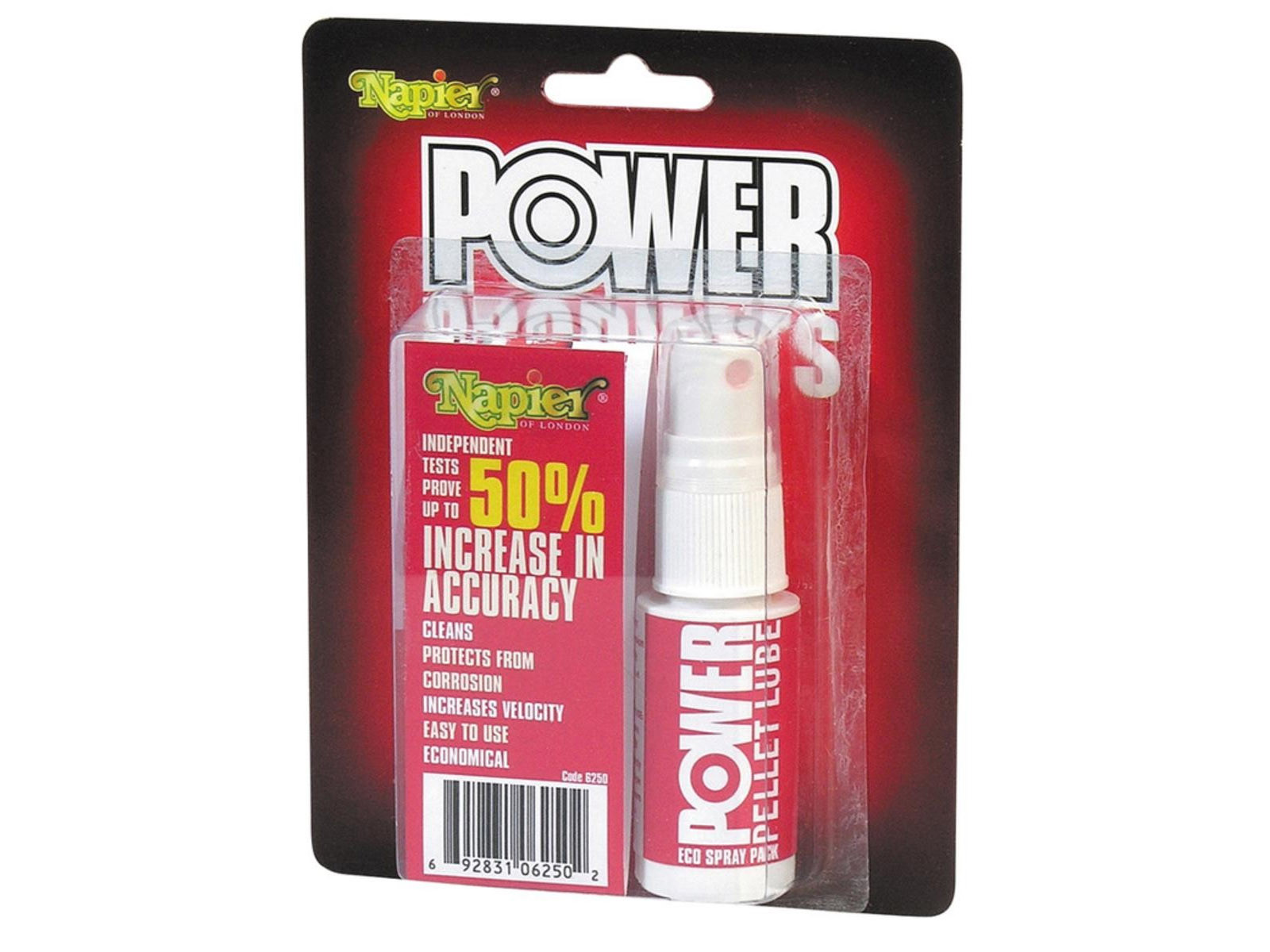 Napier Power Pellet Lube Eco Spray 25ml