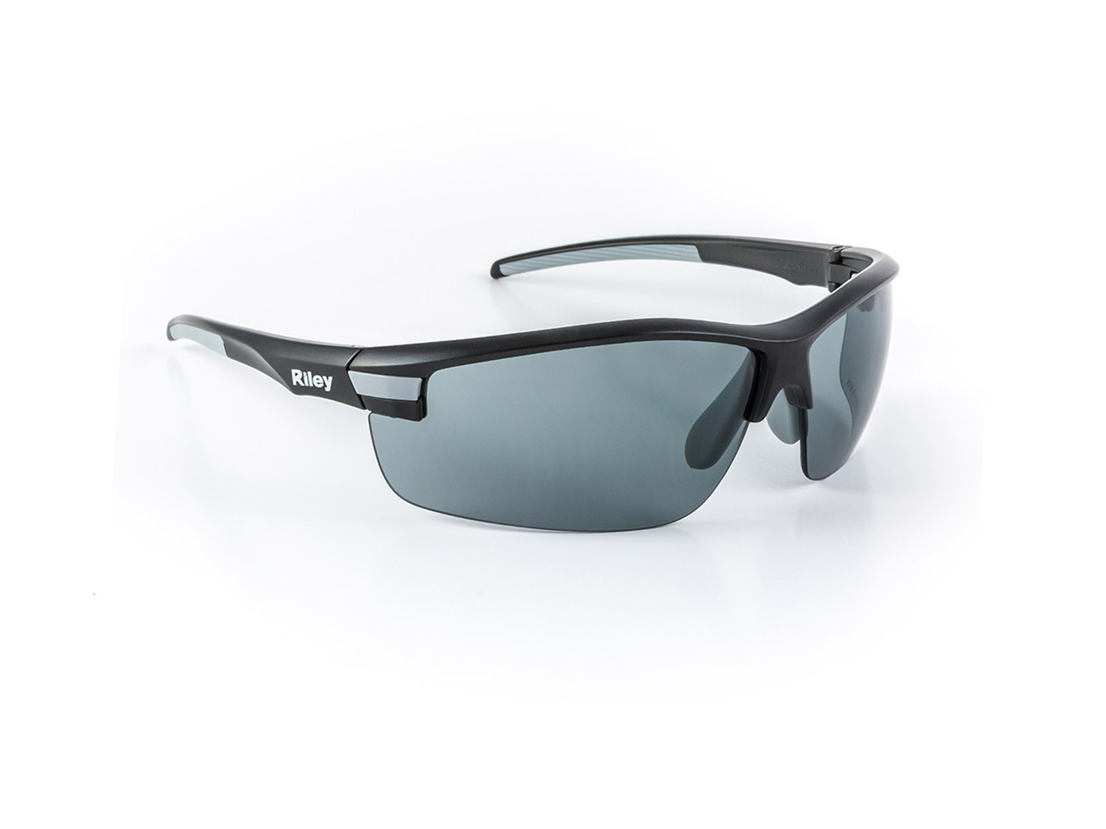 Riley Sisini Glasses- Black Grey