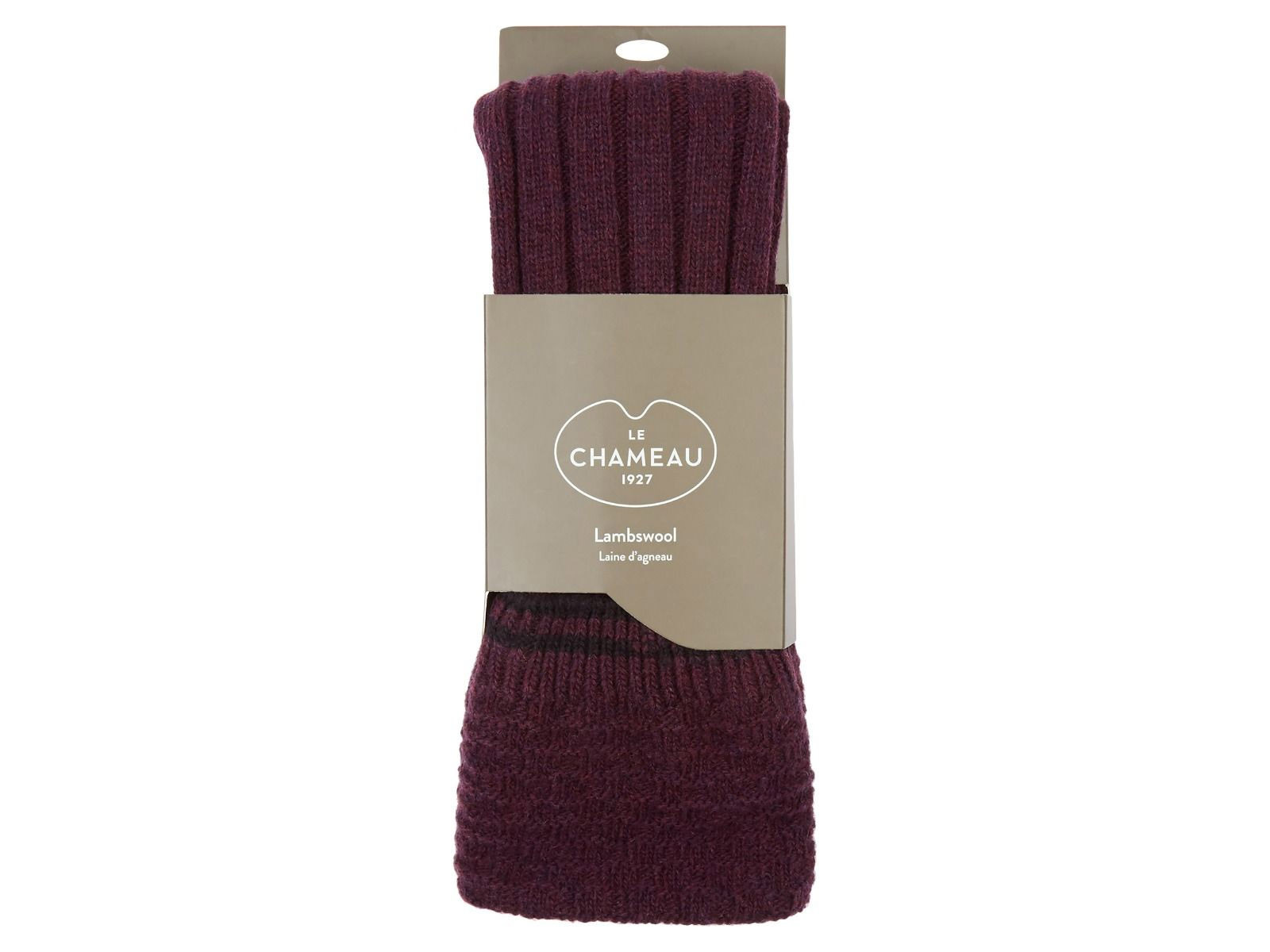Le Chameau Shooting Socks - Cherry