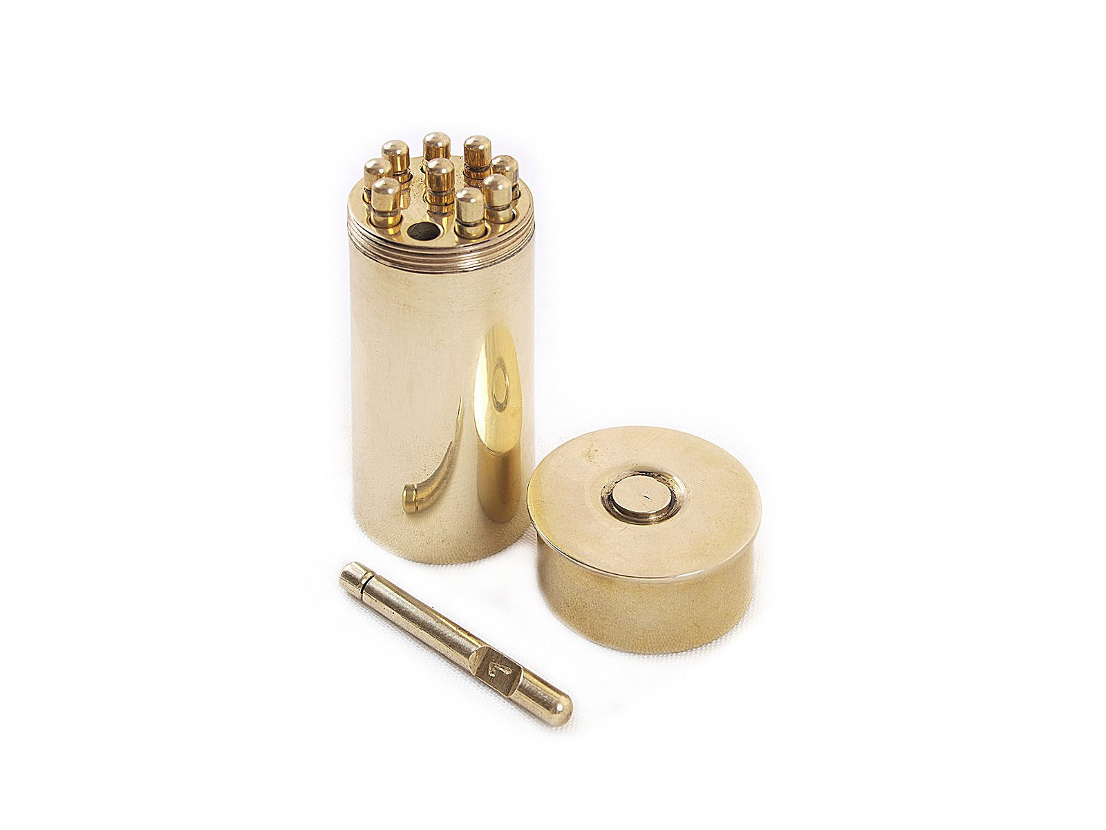 Cartridge Position Finder Brass