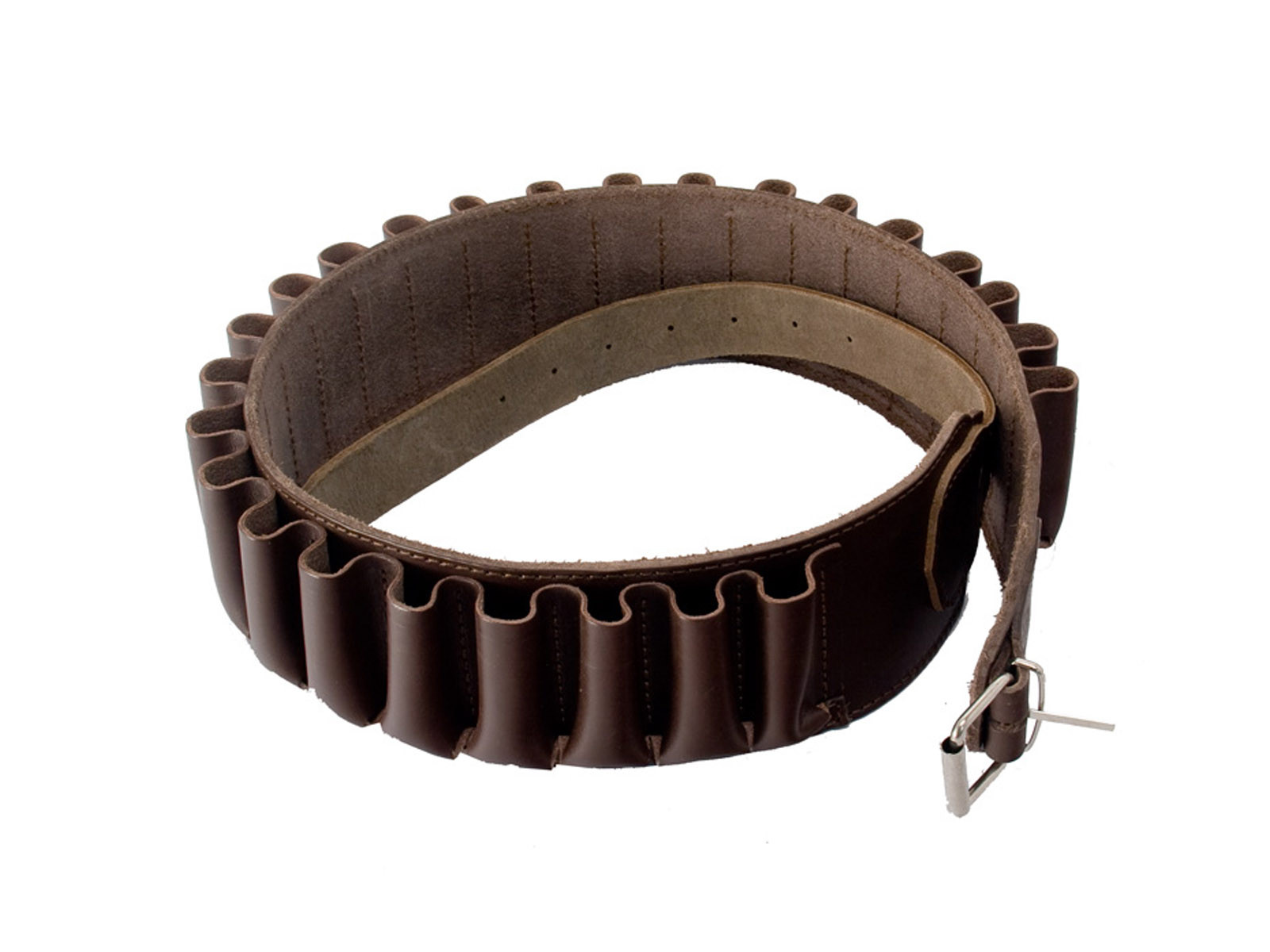Chelsham Leather Closed 25 loop Cartridge Belt 20g