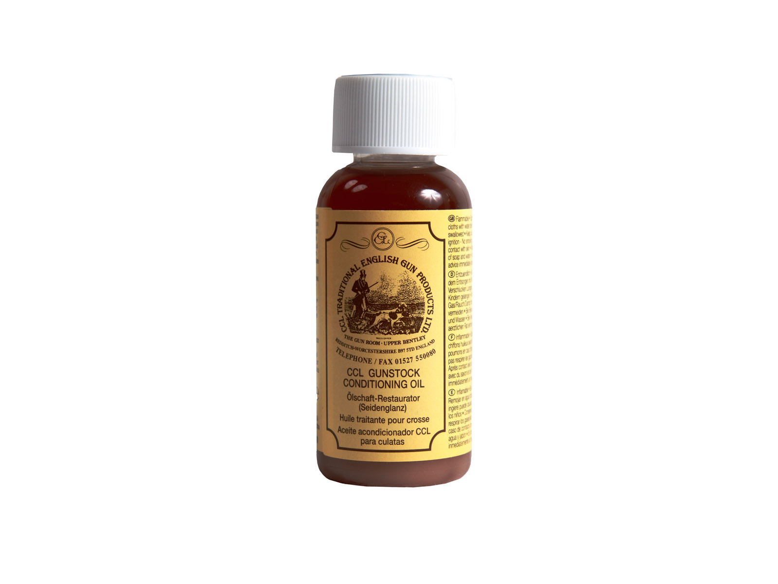 CCL Gunstock Conditioning Oil 50ml