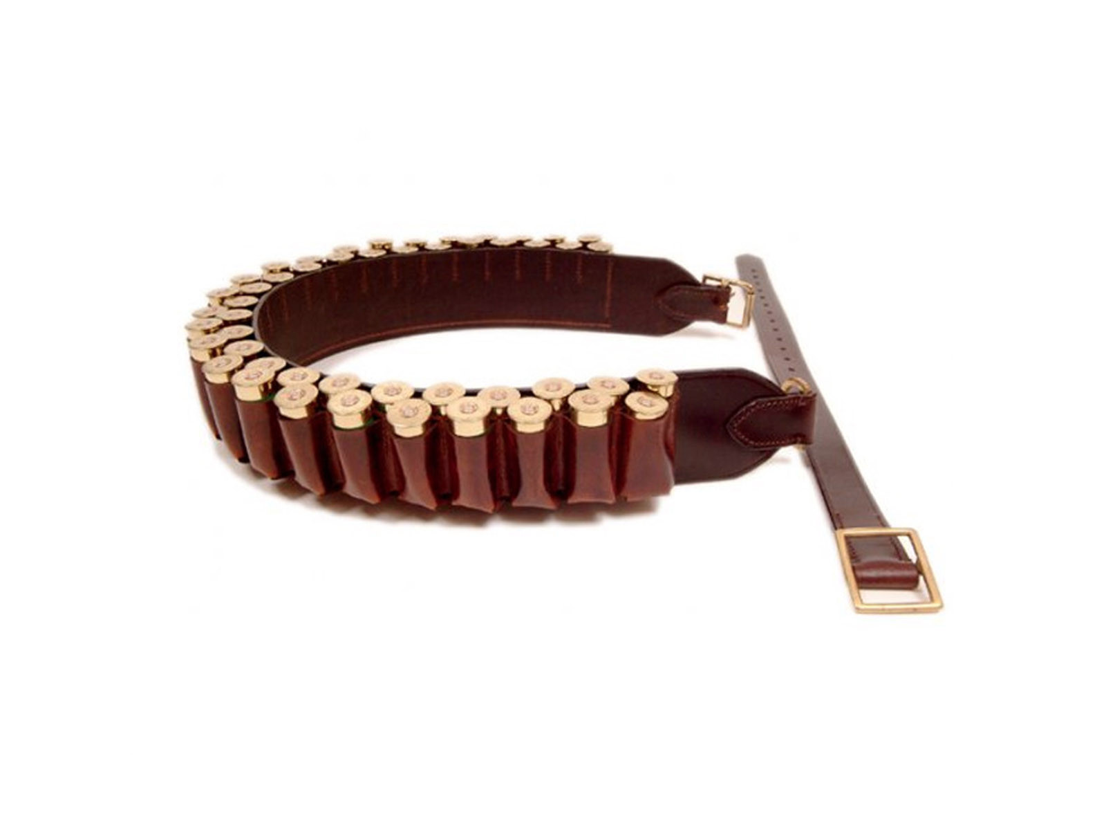 Chelsham Leather Closed 49 loop Cartridge Belt 12G
