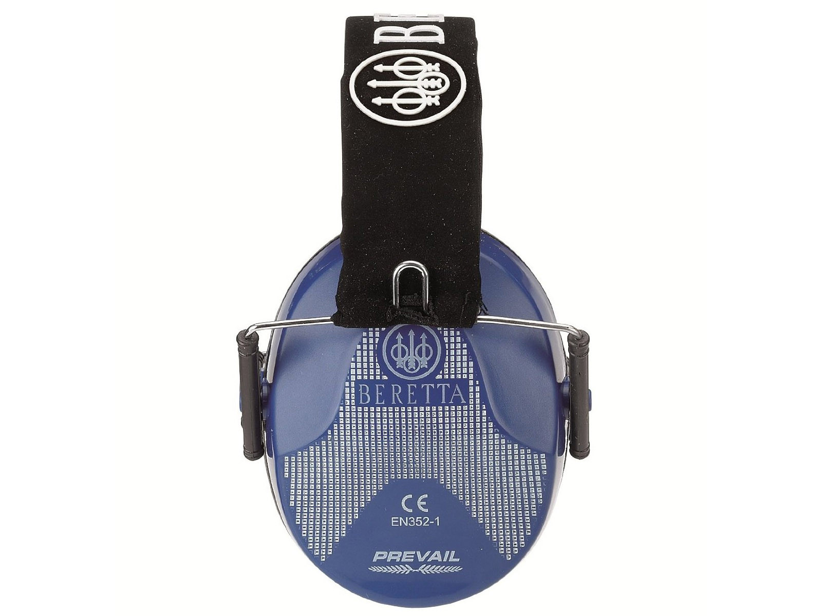 Beretta Prevail Folding Earmuff Blue