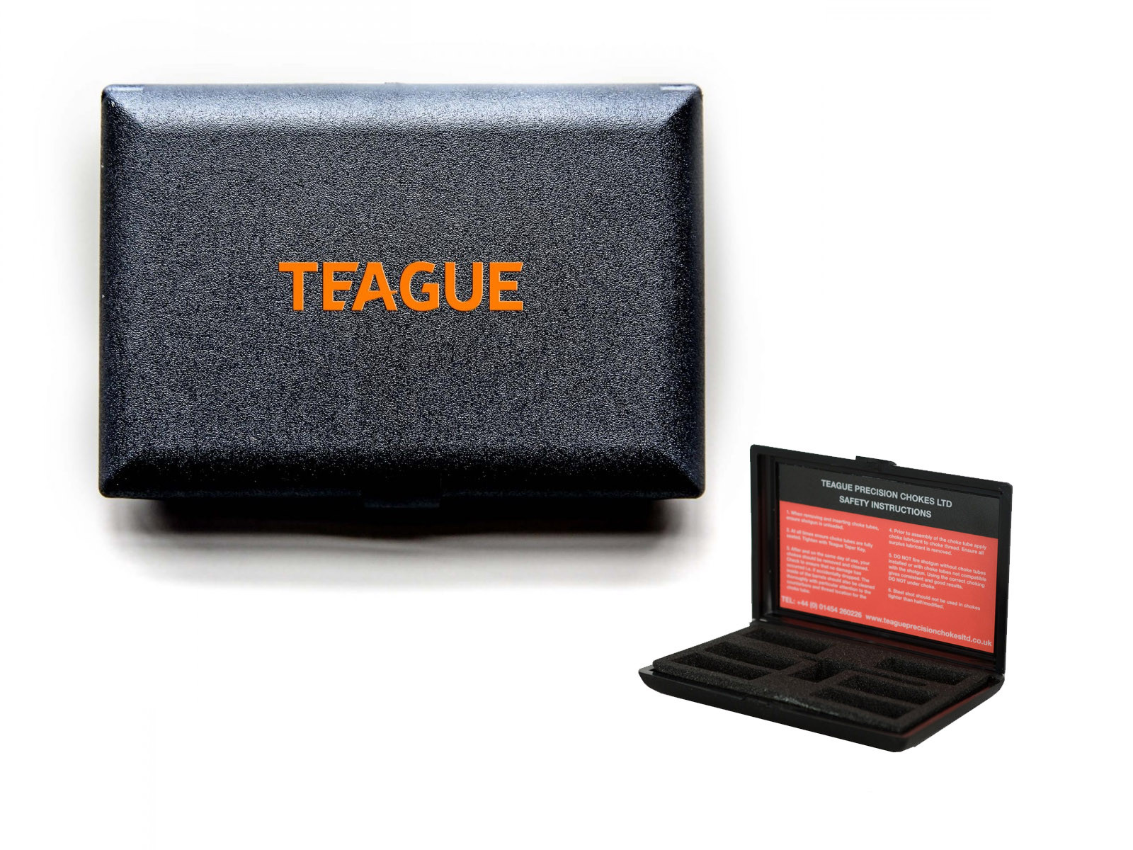 Teague Choke Box 12g Chokes upto 52mm