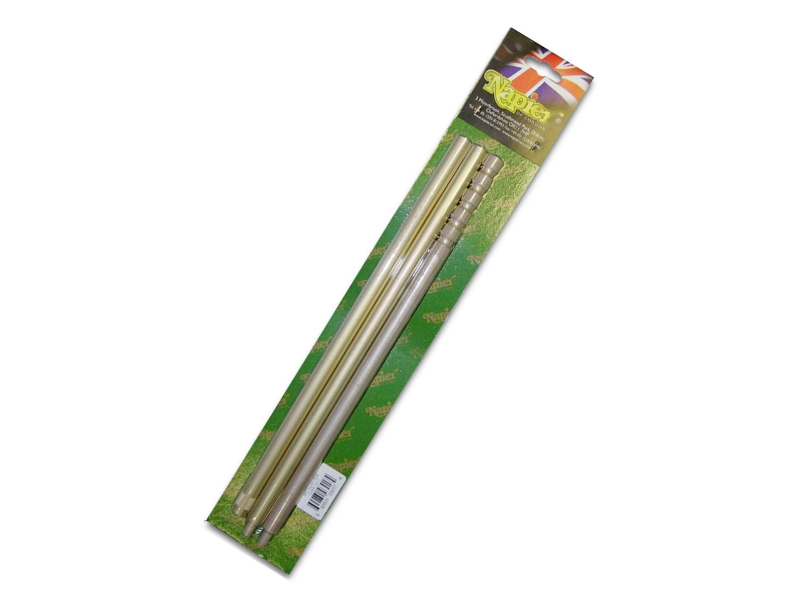 Napier 3pc Alloy Rod