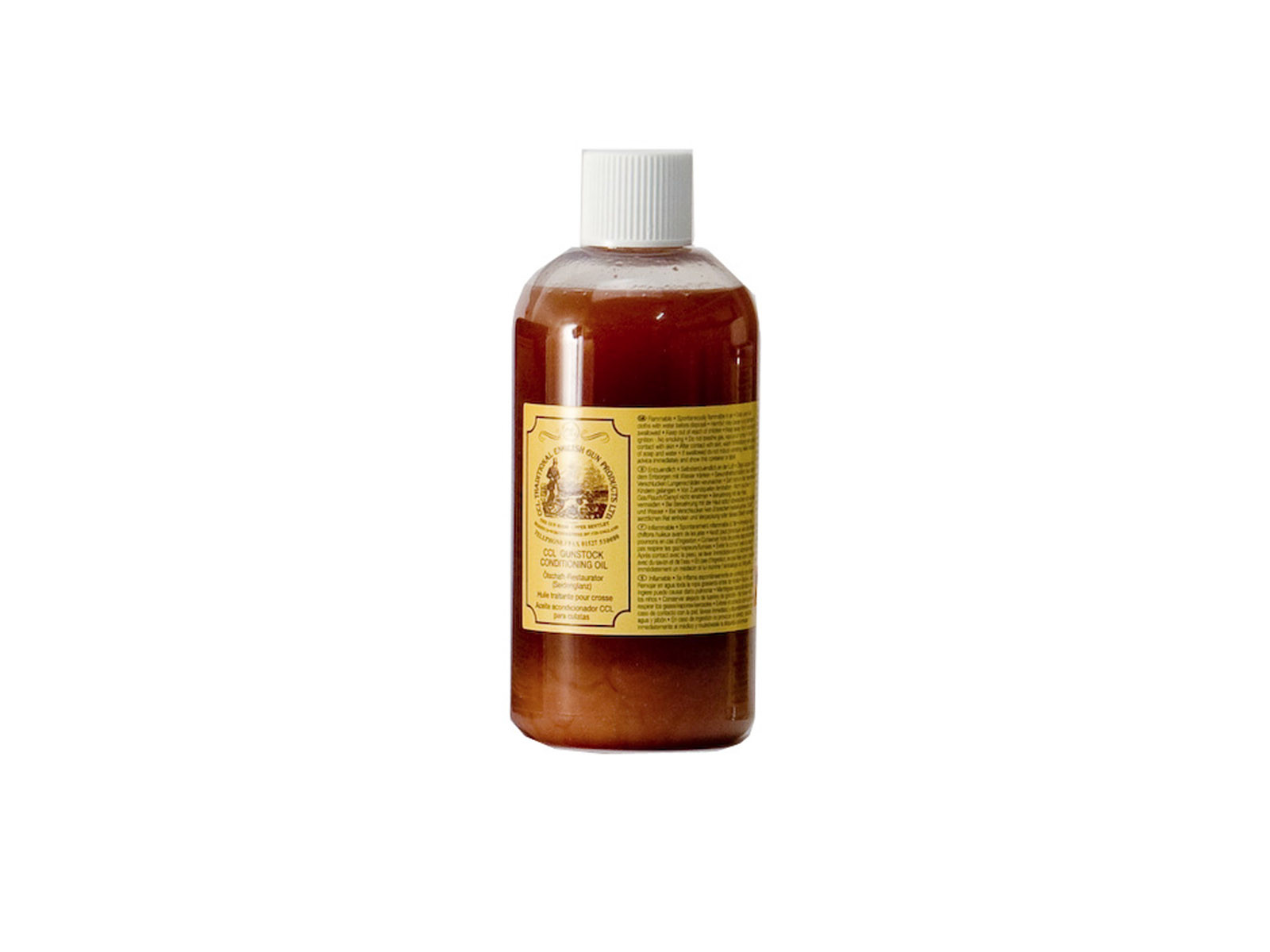 CCL Gunstock Conditioning Oil 250ml