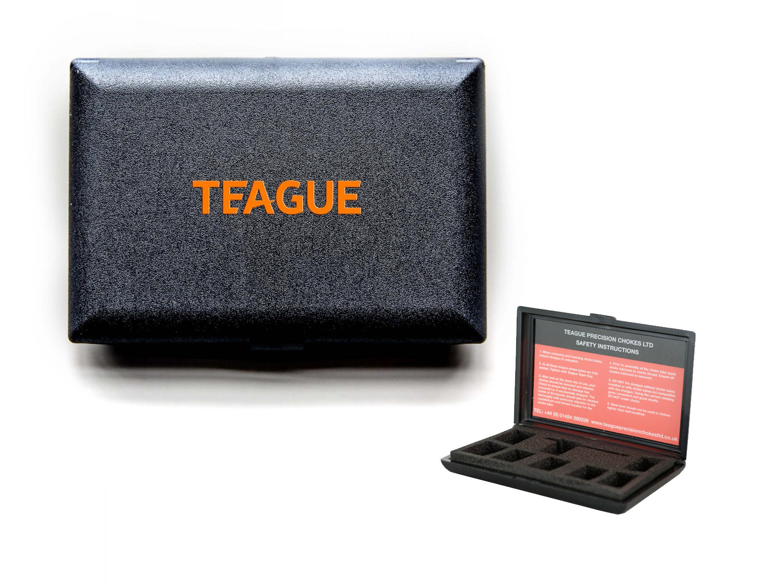Teague Choke Box 12g Chokes upto 40mm