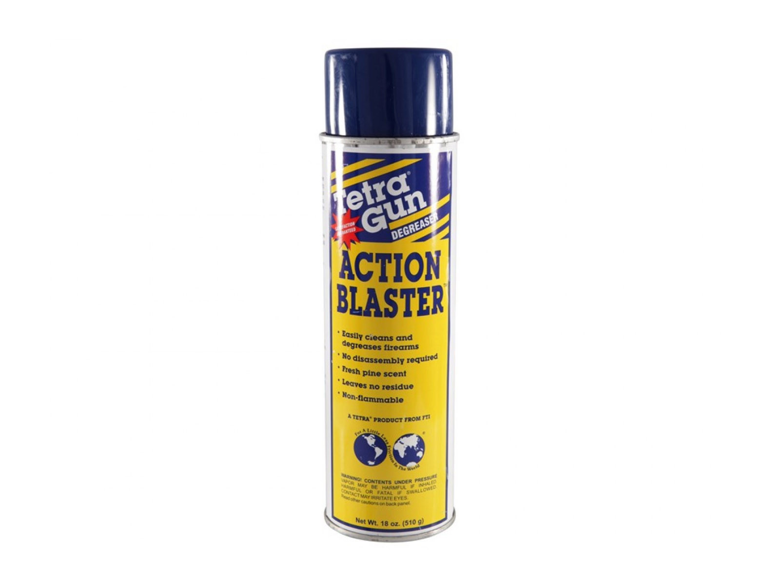 Tetra Gun Action Blaster Degreaser 18oz