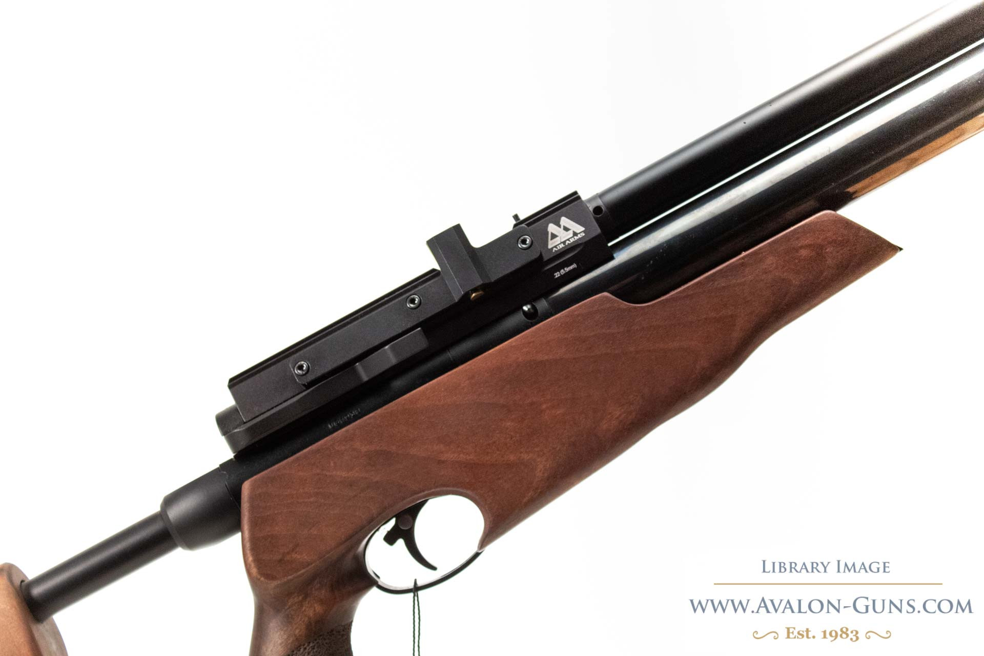 AIR ARMS S510 TDR TAKEDOWN .22 NEW