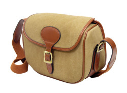 Guardian Heritage Leather and Canvas Cartridge Bag 100