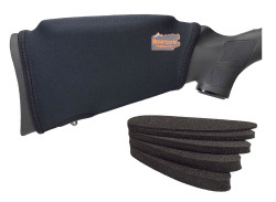 Beartooth Comb Raising Kit - Smooth Skin - Black