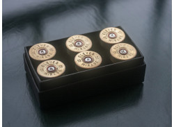 Jamie Boult - Shotgun Cartridge Fridge Magnets