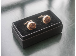 Jamie Boult - Red Deer Antler Cufflinks