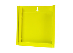 Yellow Target Holder 17cm x 17cm