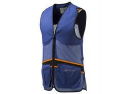 Beretta - Full Mesh Shooting Vest - Beretta Blue