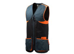 Beretta Full Cotton Shooting Vest - Orange