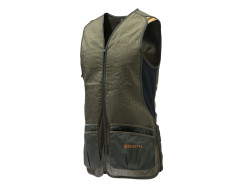 Beretta DT11 Cotton Slide Vest - Olive