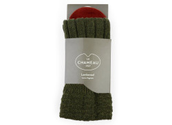 Le Chameau Shooting Socks - Green & Red