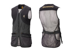 Browning Classic Vest - Anthracite