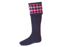 House of Cheviot - Chessboard - Navy
