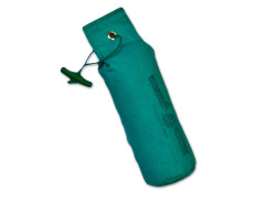 1lb Canvas Throwing Dummy Green
