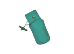 1/2lb Canvas Throwing Dummy Green