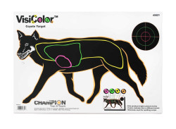 Visicolor Coyote Target