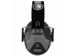 Beretta Prevail Folding Earmuff Black