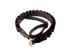 Chelsham Leather open loop Cartridge Belt 20g