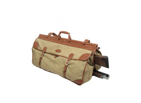 Guardian Heritage Canvas and Leather Large Travel Bag