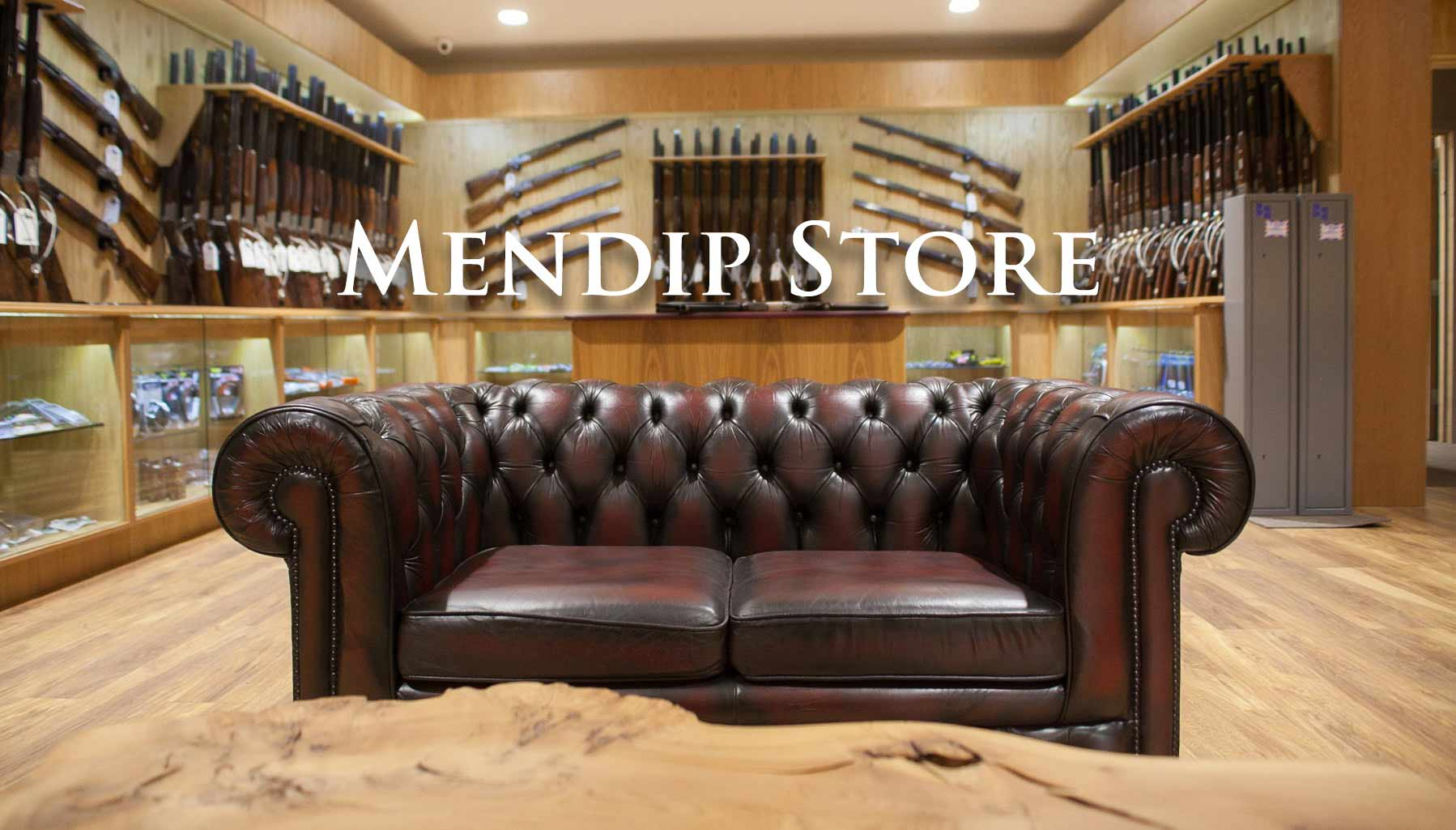 Mendip Store Now Open
