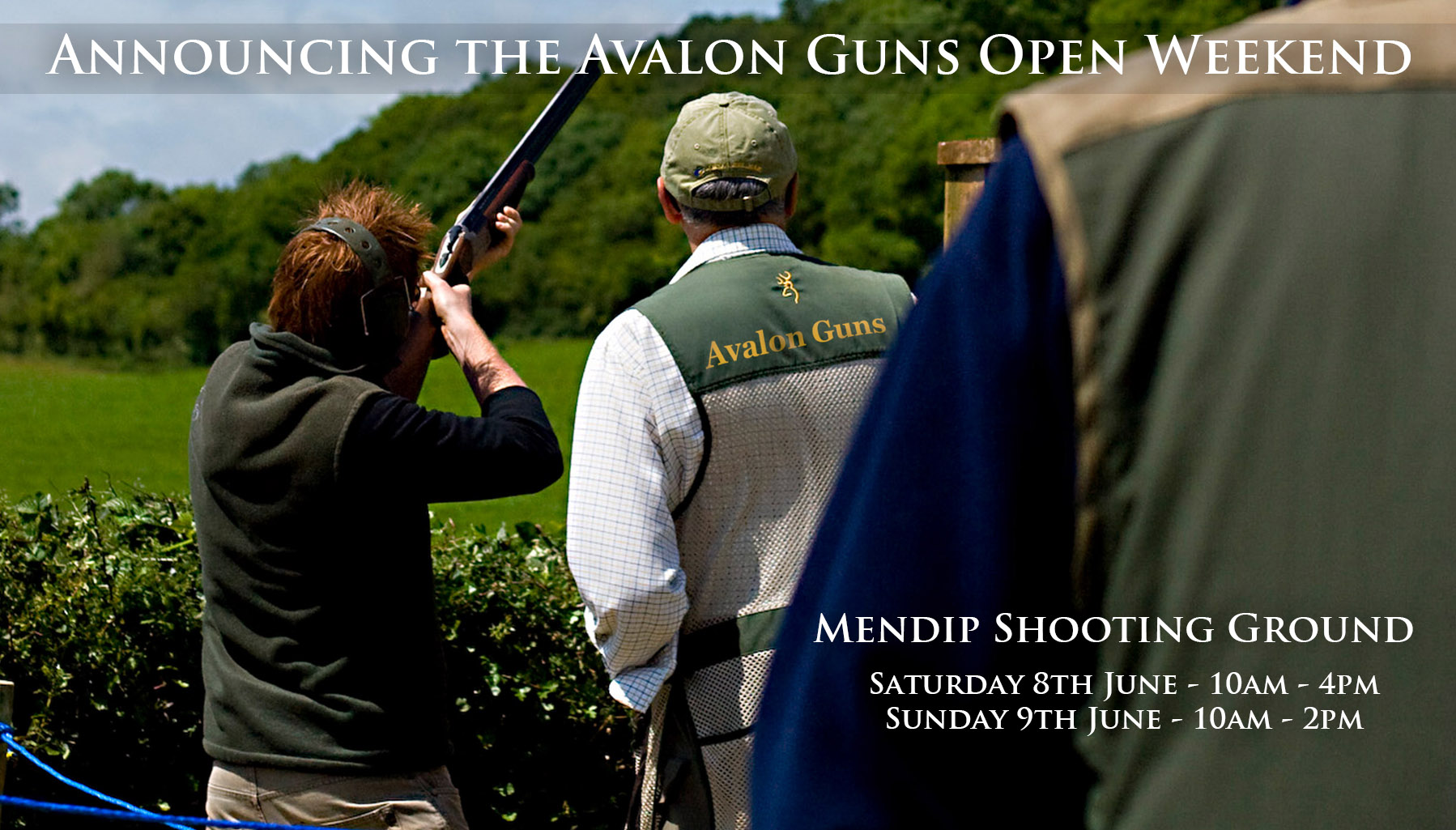 Avalon Guns Open Weekend