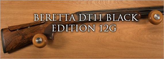 BERETTA DT11 BLACK EDITION 12G