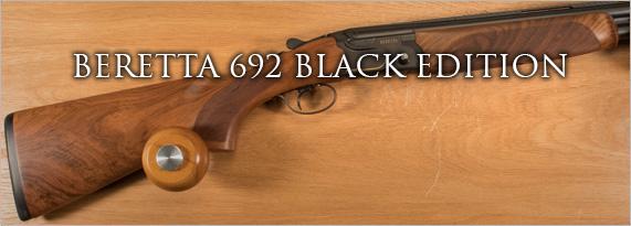 Beretta 692 Black