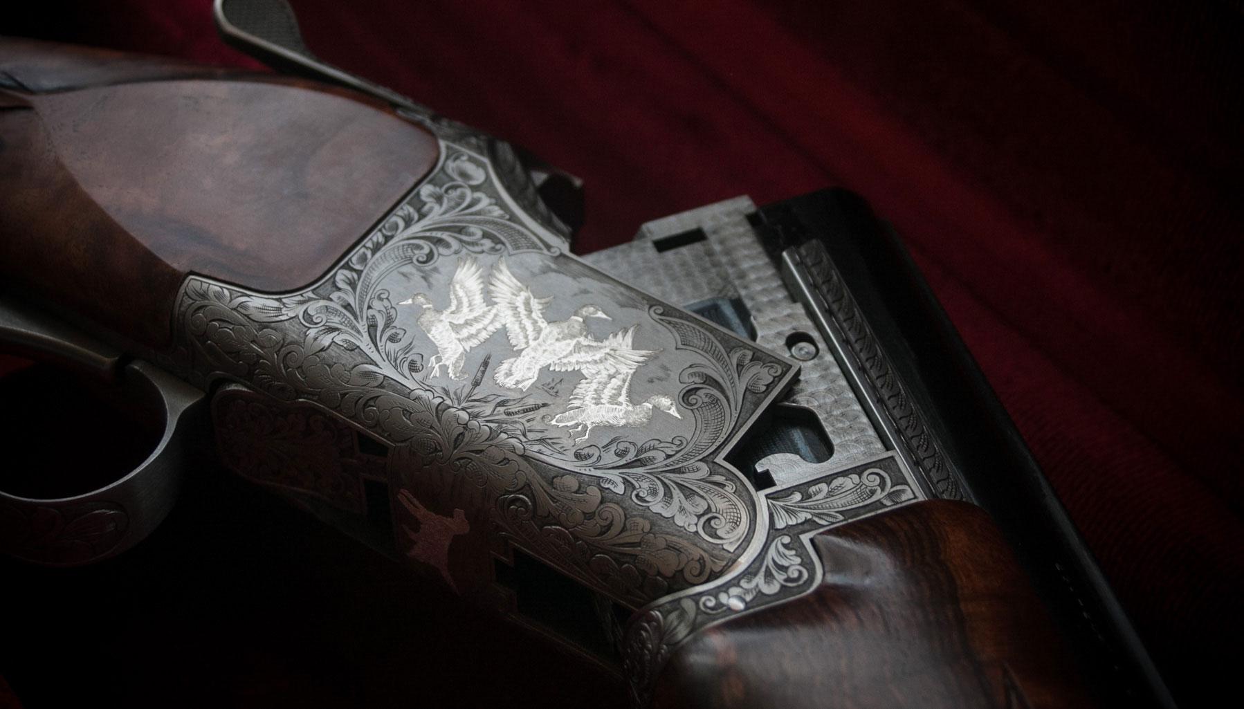 Browning B525 The Crown Shotgun UK