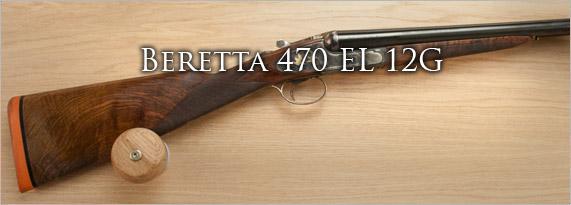 Beretta 470 EL