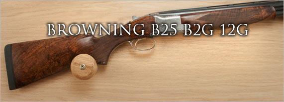 BROWNING B25 B2G 12G - Shotgun