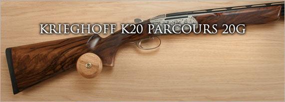 KRIEGHOFF K20 PARCOURS 20G - Shotgun