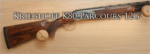 Avalon Guns - KRIEGHOFF K80 PARCOURS