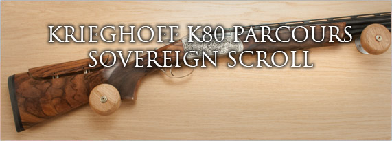 KRIEGHOFF K80 PARCOURS SOVEREIGN SCROLL