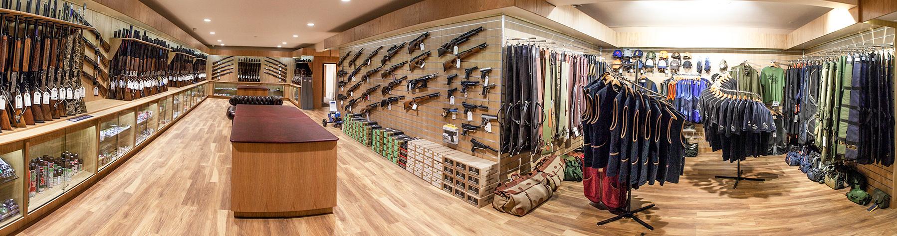 Mendip Gun Shop