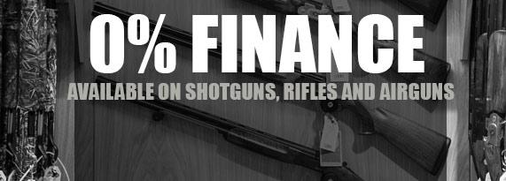 UK Gun Shop - Gun Finance