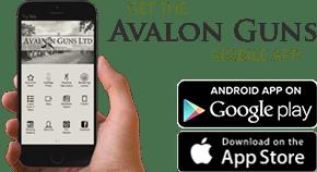 Avalon Guns Mobile App